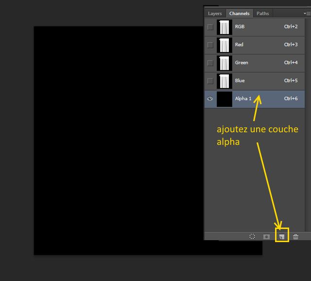 [Fiche] Créer une texture transparente (voile rideau) avec Photoshop   1218