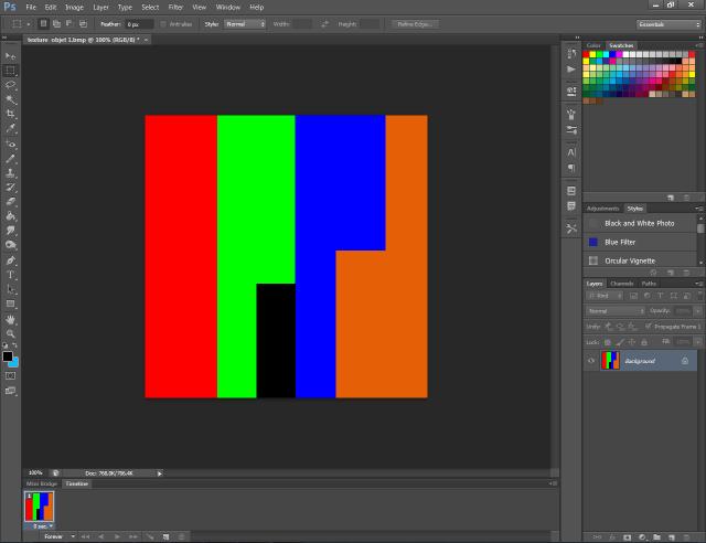 [Fiche] Créer un mask 4 couleurs au format DDS  avec Photoshop  317
