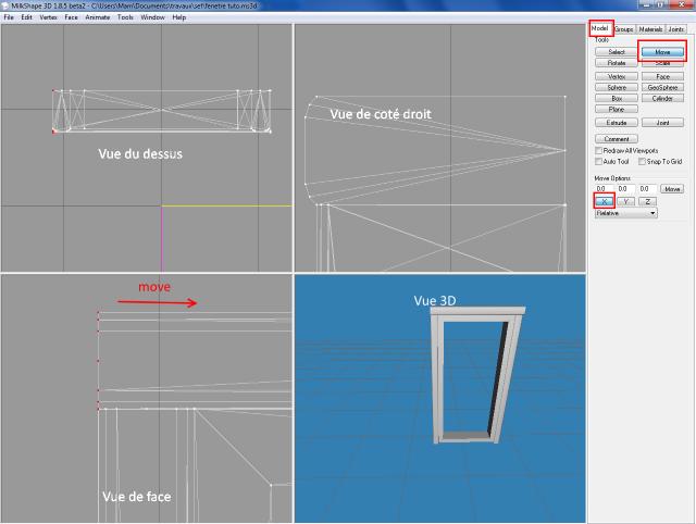 [Intermédiaire] Créer une fenêtre simple 4710