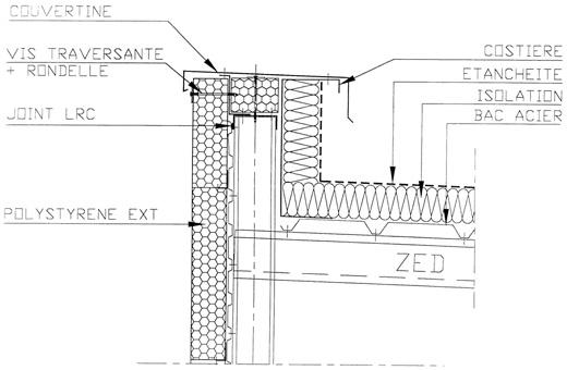 isolation toiture en paille en combles perdus Acrote10