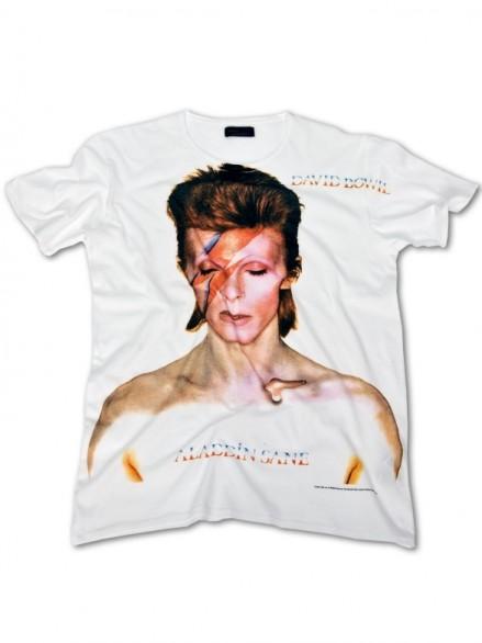 New David Bowie t-shirts in Zara. Davidb10