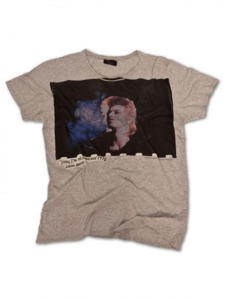New David Bowie t-shirts in Zara. Davidb12
