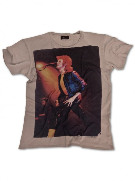 New David Bowie t-shirts in Zara. Davidb14