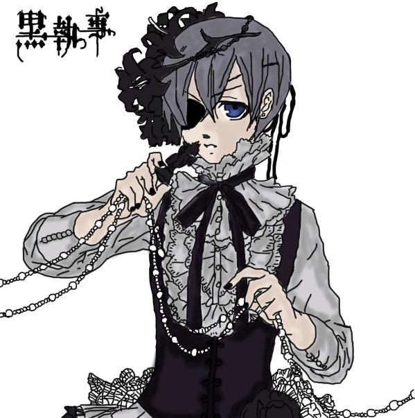 Are you a Kuroshitsuji (Black Butler) fan ?   Ciel_p10