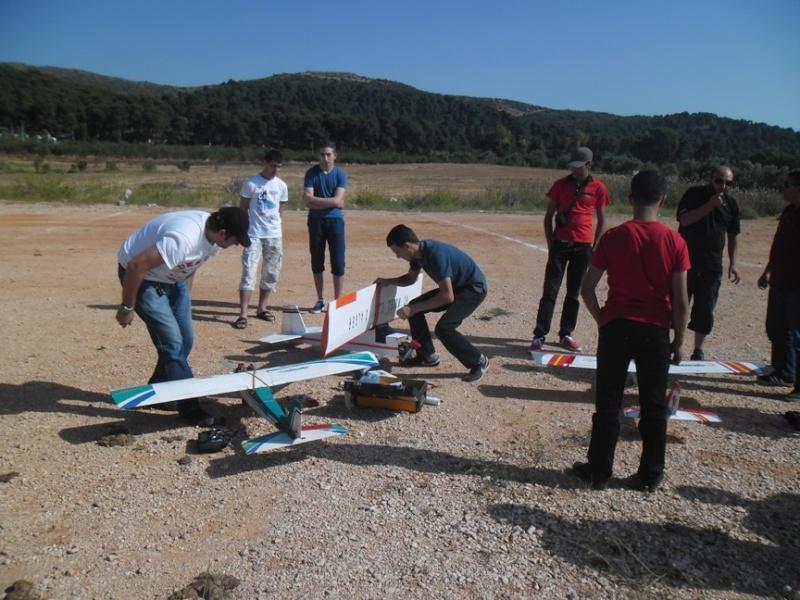Stage construction & simulation en aéromodélisme à TLEMCEN Sam_0111