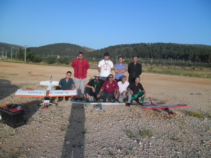 Stage construction & simulation en aéromodélisme à TLEMCEN Sam_0112