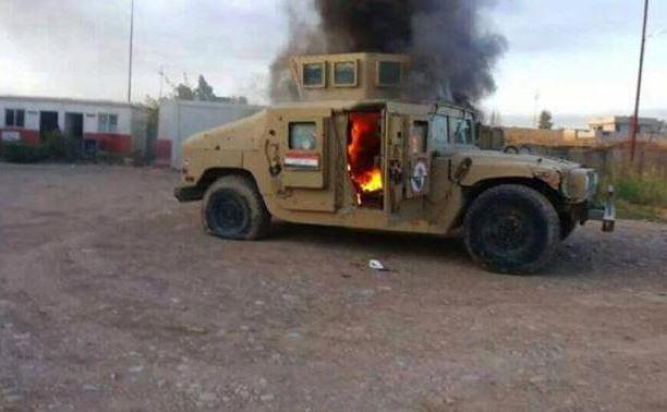 Les djihadistes contrôlent la deuxième ville d'Irak A10