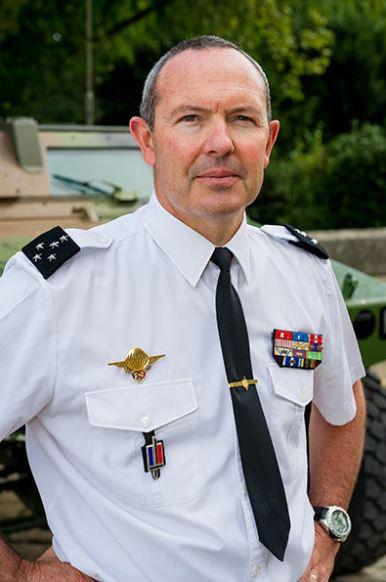 Le général d'armée Jean-Pierre BOSSER ,nouveau CEMAT  B10