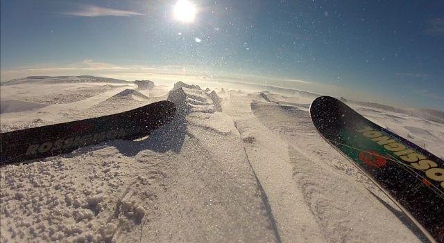 [Snowkite] Le Lundi 29/12 c'est permis, euh non c'est supeyres Supalt14