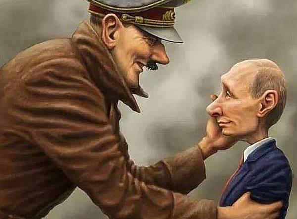 ДАВЛАТНИ Гитлер ГЕРМАНИЯси ёки Путин РОССИЯсига қандай айлантириш мумкин ? Hitler11