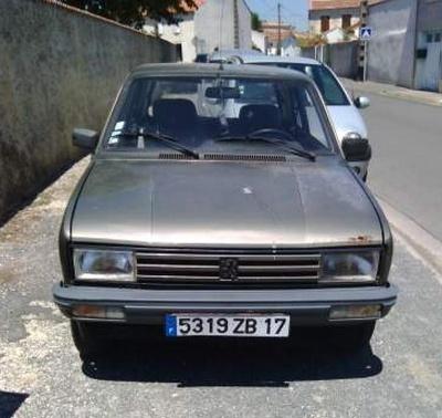 104 Style Z 88 Peugeo11