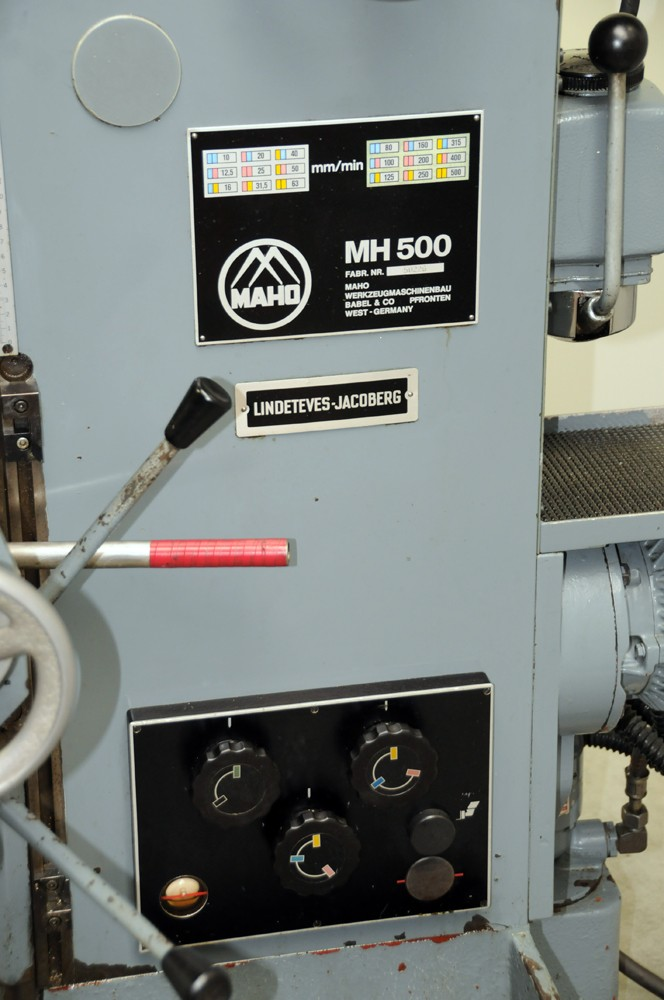 Maho MH500 Mh510