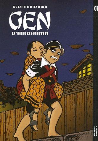 [Manga] Keiji Nakazawa (Gen d'Iroshima) Couv15