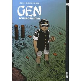 [Manga] Keiji Nakazawa (Gen d'Iroshima) Couv22