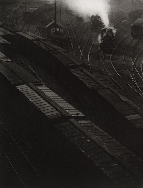 strand - Paul Strand [photographe] Railro10