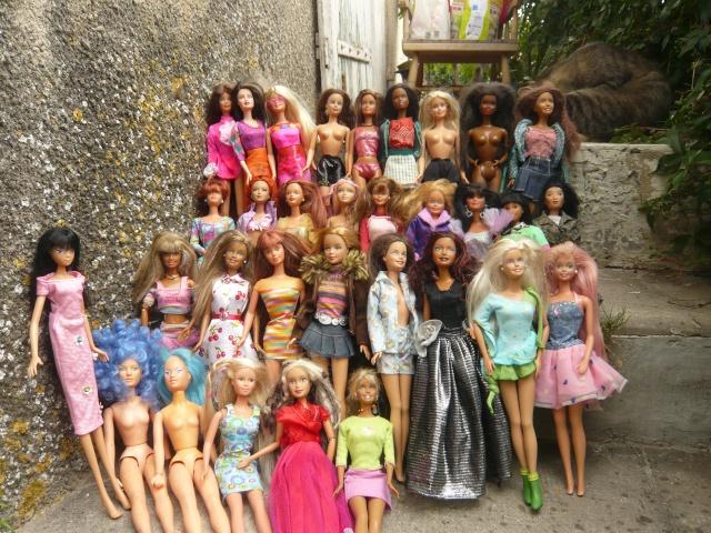 Les Barbie de Jocerane - Nouvelles photos page 5 P1100312