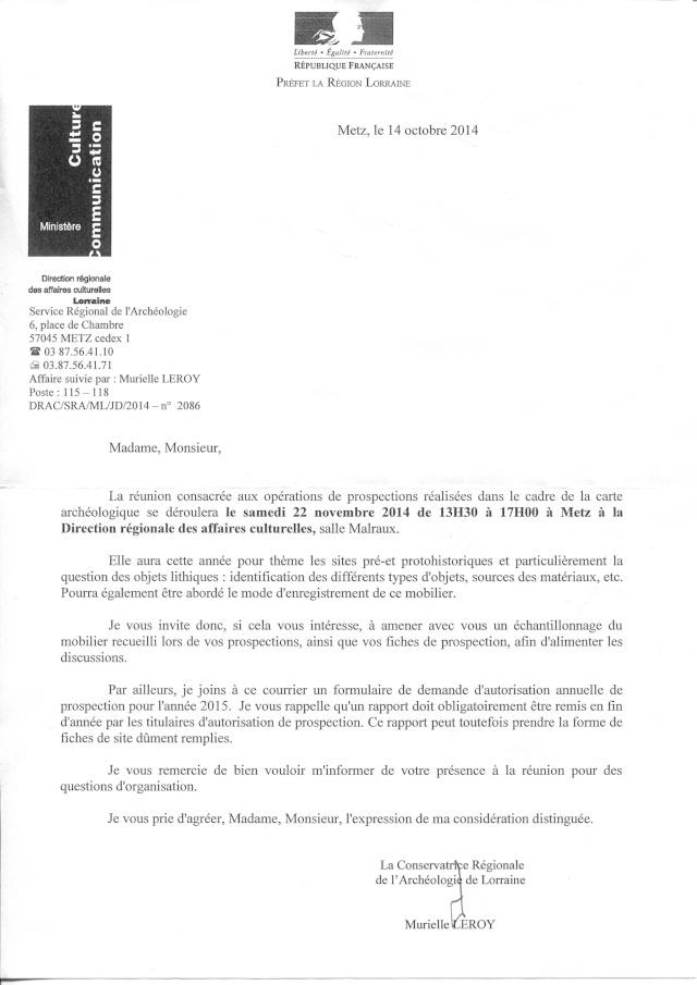 Réunion des Prospecteurs Lorrains 2014... Autori10