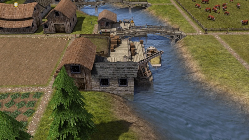 Banished and Minecraft Play Screen71