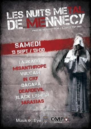 1ères dates 2014 - Page 2 Mennec12