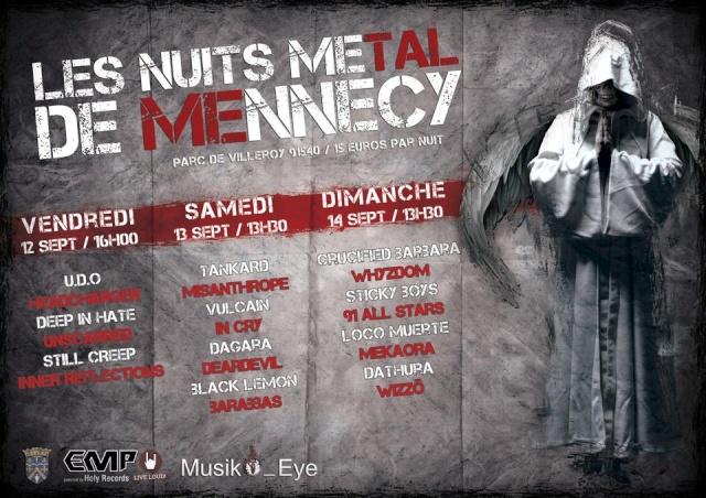 1ères dates 2014 - Page 2 Mennec13