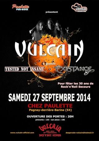1ères dates 2014 - Page 2 Vulcai13