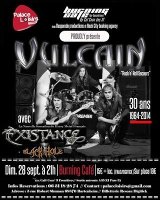 1ères dates 2014 - Page 2 Vulcai18