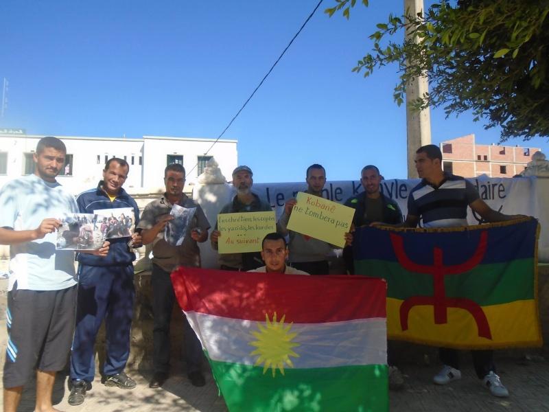 journée mondiale de soutien à «KOBANÊ» ( Aokas 01/11/2014) 1610