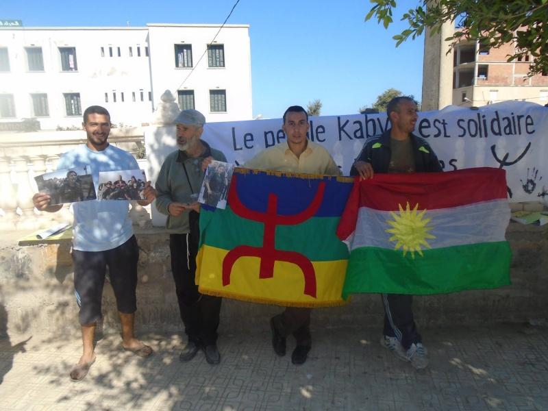 journée mondiale de soutien à «KOBANÊ» ( Aokas 01/11/2014) 1710