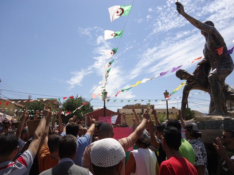 Rassemblement pour la liberté de culte et de conscience en Kabylie  à Akbou. Dsc02221
