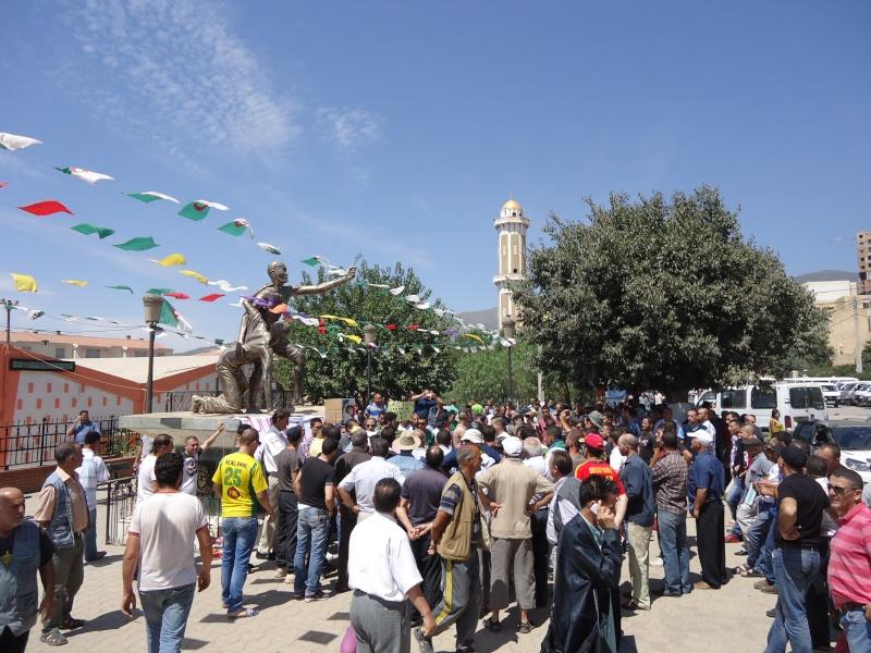 Rassemblement pour la liberté de culte et de conscience en Kabylie  à Akbou. Dsc02223