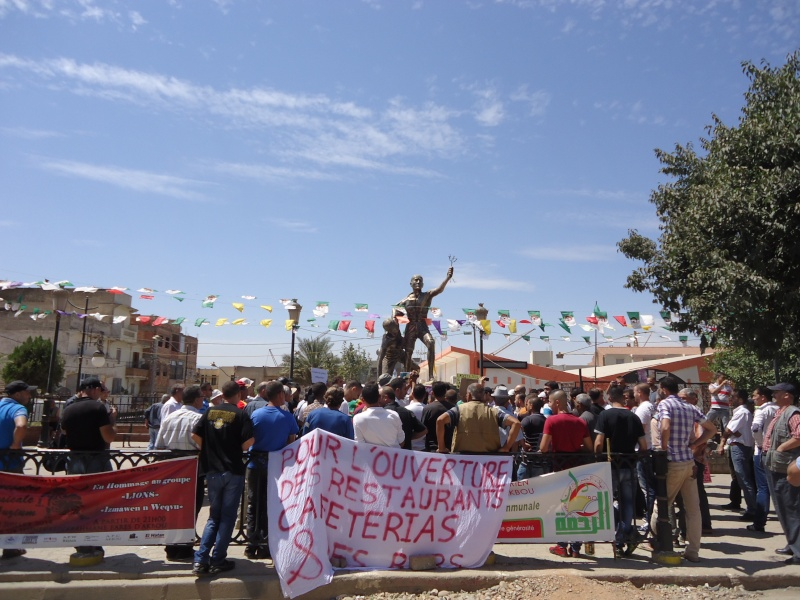 Rassemblement pour la liberté de culte et de conscience en Kabylie  à Akbou. Dsc02224
