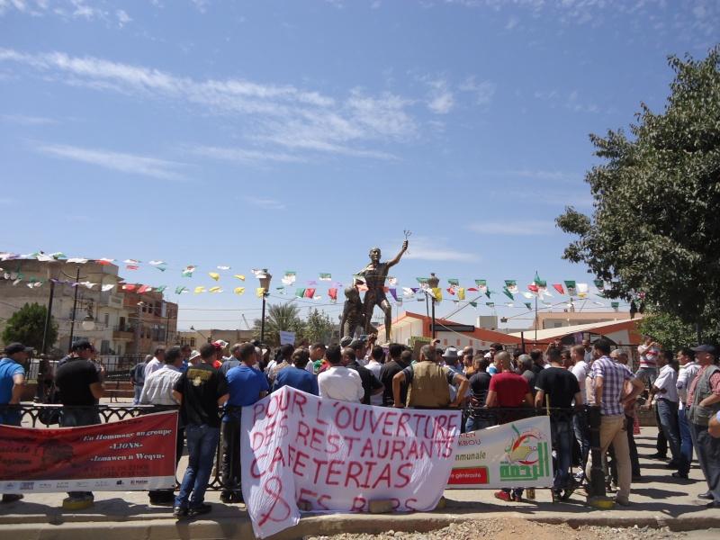 Rassemblement pour la liberté de culte et de conscience en Kabylie  à Akbou. Dsc02225
