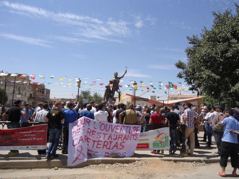 Rassemblement pour la liberté de culte et de conscience en Kabylie  à Akbou. Dsc02226