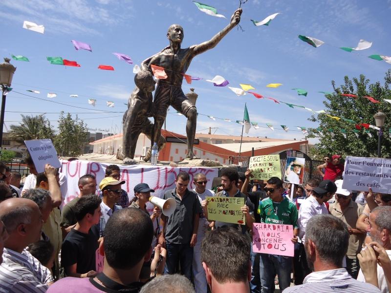 Rassemblement pour la liberté de culte et de conscience en Kabylie  à Akbou. Dsc02227