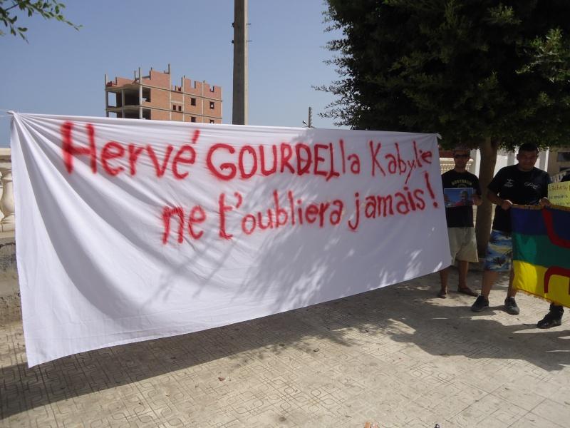 Hommage à Hervé Gourdel à Aokas (28/09/2014) Dsc02510