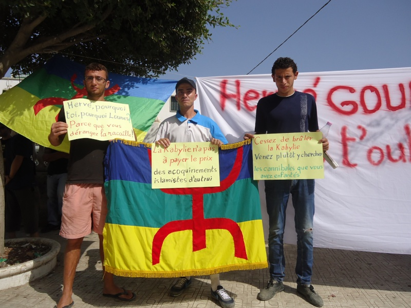 Hommage à Hervé Gourdel à Aokas (28/09/2014) Dsc02611