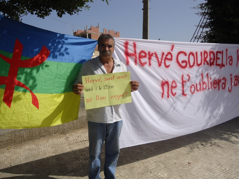 Hommage à Hervé Gourdel à Aokas (28/09/2014) Dsc02612