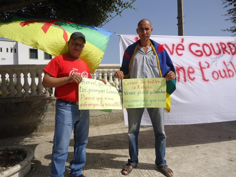 Hommage à Hervé Gourdel à Aokas (28/09/2014) Dsc02617