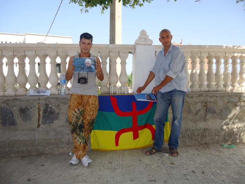 Hommage à Hervé Gourdel à Aokas (28/09/2014) Dsc02618