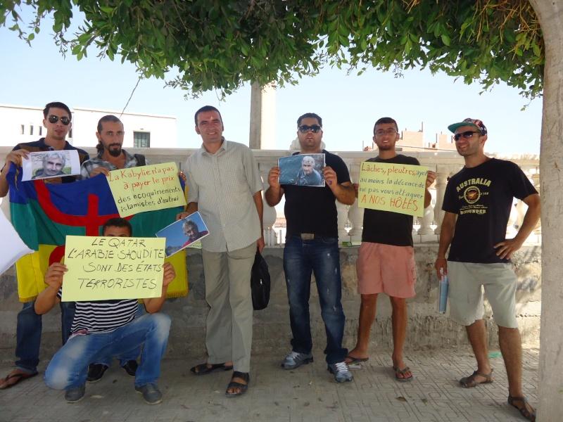 Hommage à Hervé Gourdel à Aokas (28/09/2014) Dsc02620