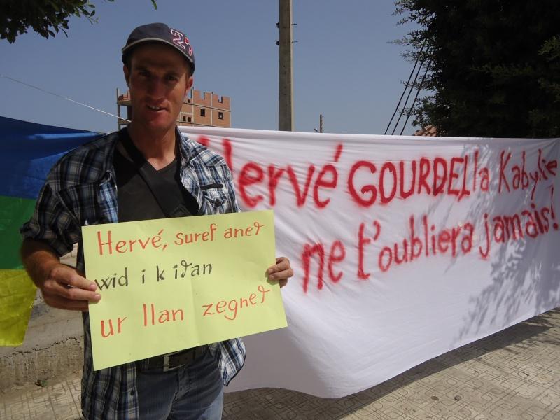 Hommage à Hervé Gourdel à Aokas (28/09/2014) Dsc02624