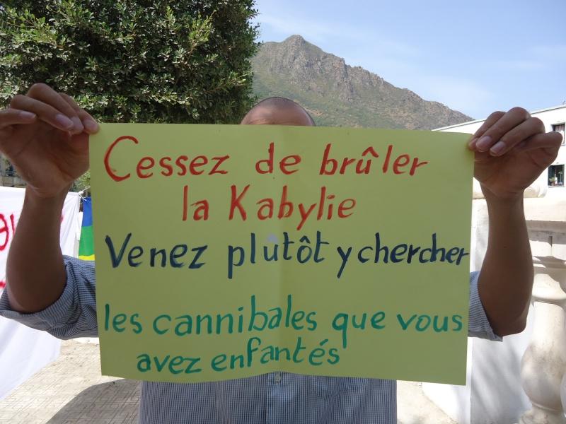 Hommage à Hervé Gourdel à Aokas (28/09/2014) Dsc02626