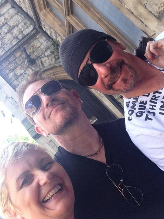 Gli U2 in studio a Londra con Paul Epworth? Bonoed10