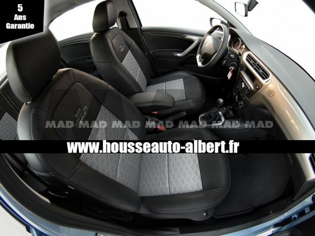 [PARTENAIRE] Housse de sièges sur mesure Albert Premium Housse18