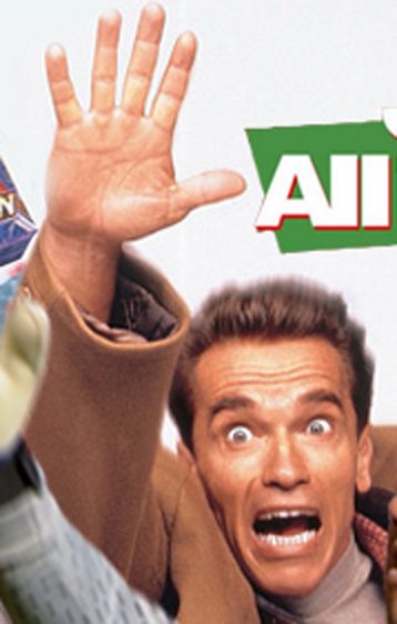 """Arnie"" Schwarzenegger Arnold10"