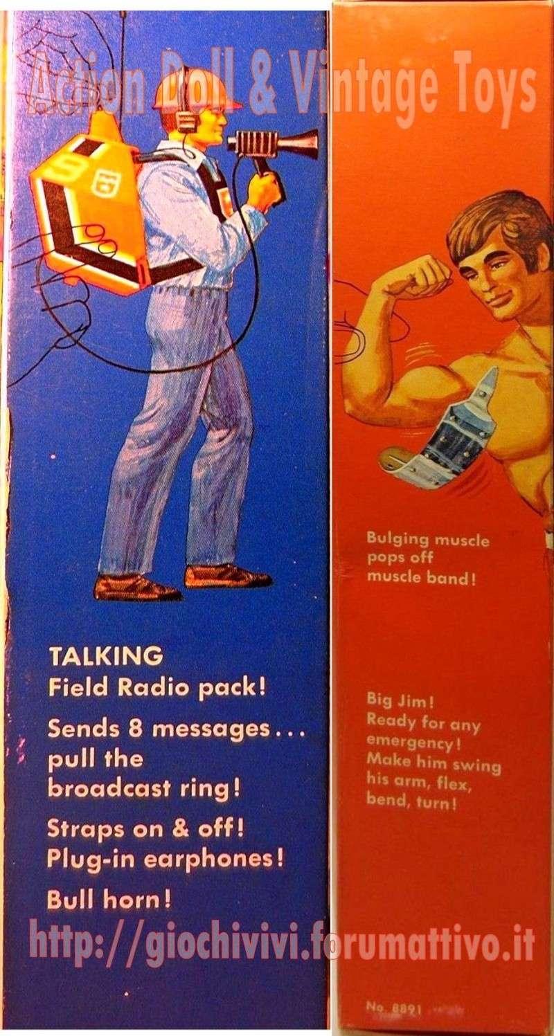 BIG JIM With His TALK FIELD RADIO No. 8891 Talk_011
