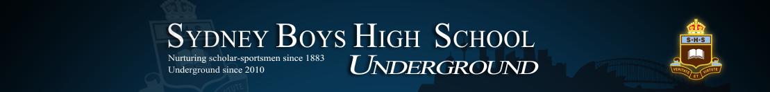 SBHS Underground
