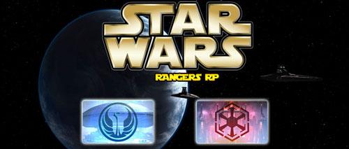 Rangers Star Wars RPG