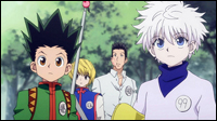 Hunter x Hunter Pp10