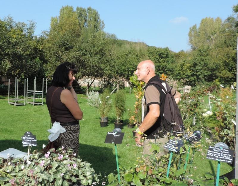 Foire aux plantes abbaye d'aywiers  3-4-5 octobre 2014_926